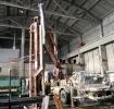 Ремонт стрелы бетононасоса