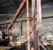Ремонт (восстановление) стрелы бетононасоса