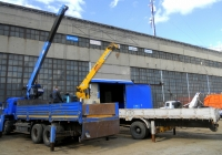 Восстановление тросовых систем выдвижения стрел КМУ