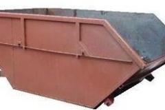Контейнер для мусора 8м3