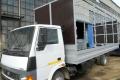 Изготовление грузовых фургонов