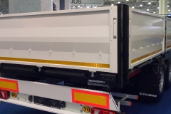 Производство бортовых платформ
