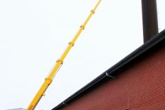 Рабочая высота Omme Lift 4200 RBDJ равна 42 м.