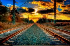 Краны-манипуляторы для железной дороги