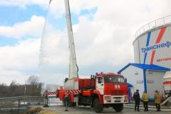 Настройка пожарного оборудования