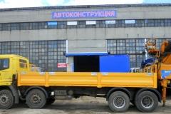 Изготовление грузовых бортовых платформ