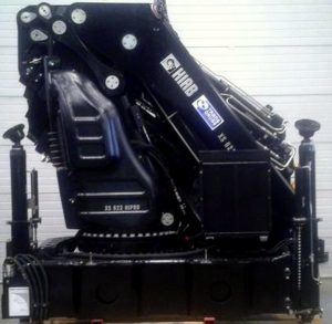 Крановая установка Hiab XS 622.