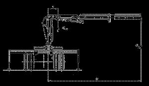 Кран-манипулятор (КМУ) на шасси Камаз