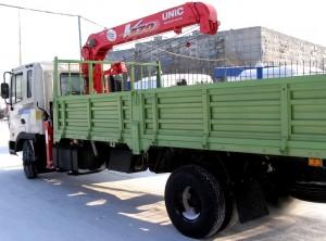 КМУ UNIC Hyundai 120