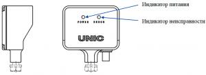 Блок управления KM-01 КМУ Unic