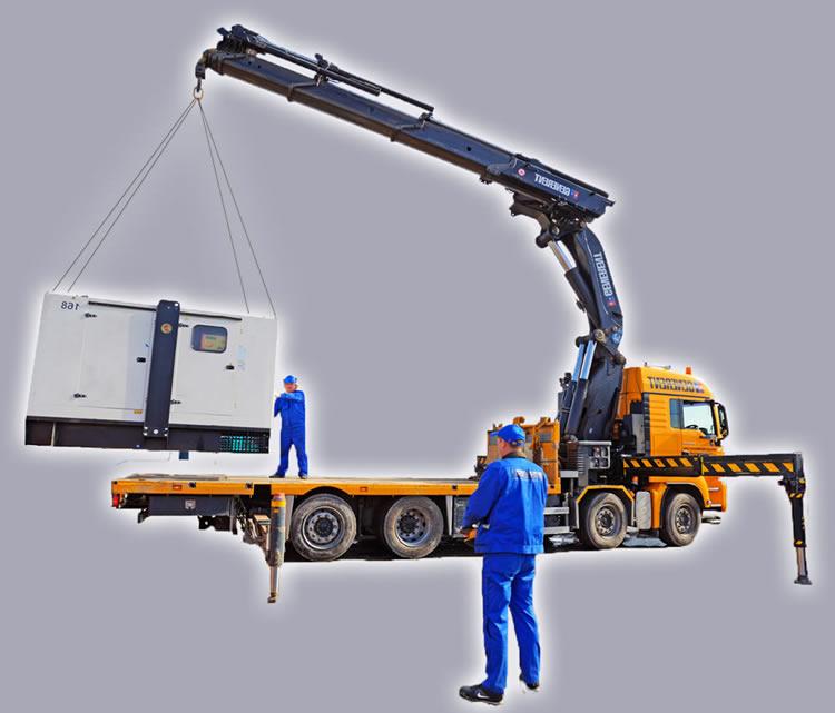 Инструкция оператора (КМУ) крана манипулятора