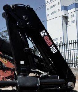 Автогидроманипулятор Hiab 120