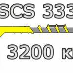КМУ Soosan SCS333