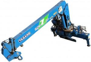 Продажа манипулятора б/у TADANO TM Z 254