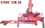 Продажа манипулятора б/у UNIC UR-33