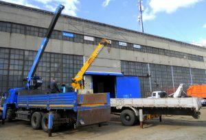 капитального ремонта или замены грузовой или стреловой лебедки;